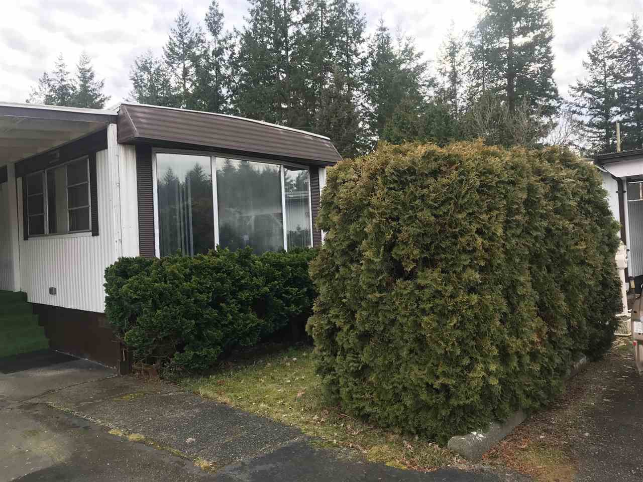 """Main Photo: 31 3031 200 Avenue in Langley: Brookswood Langley Manufactured Home for sale in """"Cedar Creek"""" : MLS®# R2337444"""