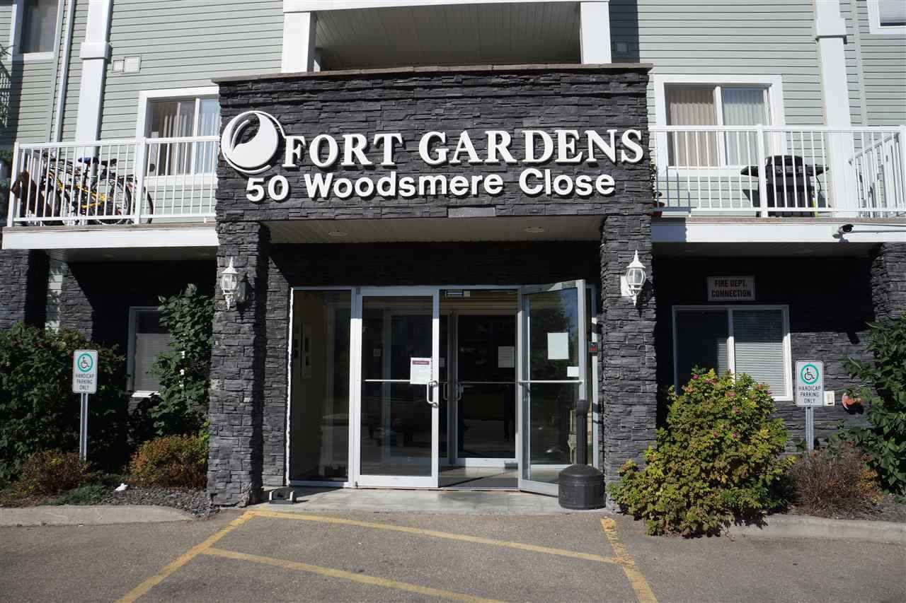 Main Photo: 239 50 WOODSMERE Close: Fort Saskatchewan Condo for sale : MLS®# E4144903