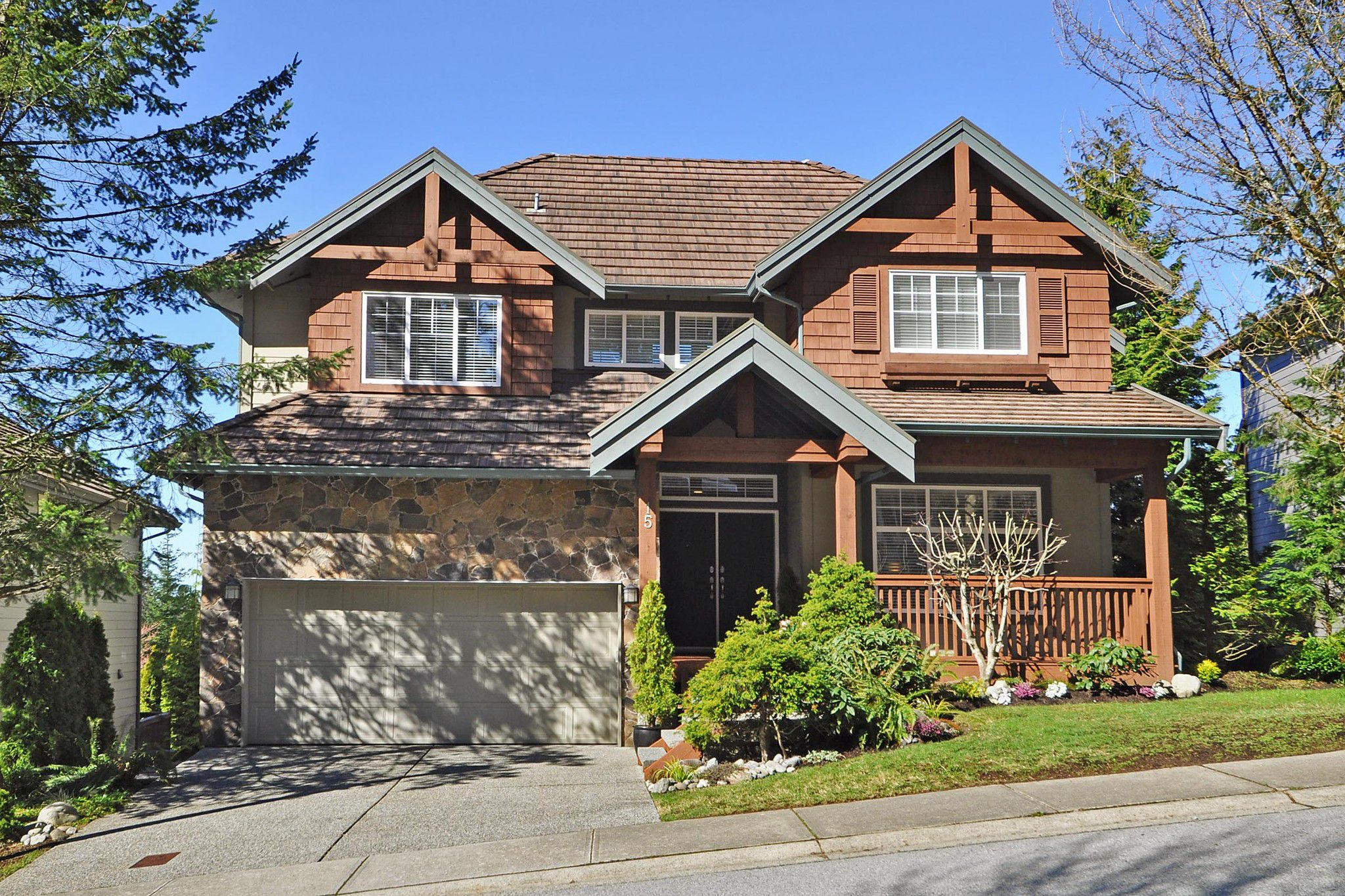 """Main Photo: 15 ASHWOOD Drive in Port Moody: Heritage Woods PM House for sale in """"Heritage Woods"""" : MLS®# R2353731"""