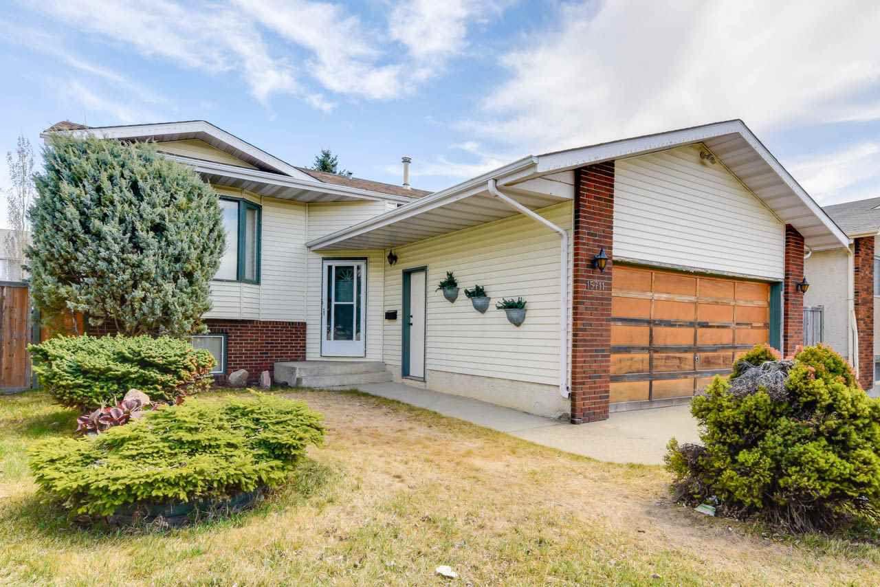 Main Photo: 15711 78 Street in Edmonton: Zone 28 House for sale : MLS®# E4153286