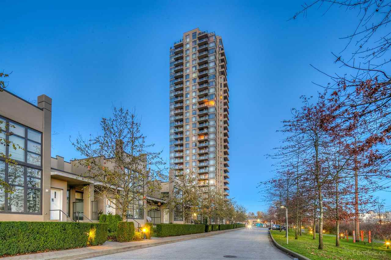"""Main Photo: 2703 2355 MADISON Avenue in Burnaby: Brentwood Park Condo for sale in """"OMA"""" (Burnaby North)  : MLS®# R2366844"""