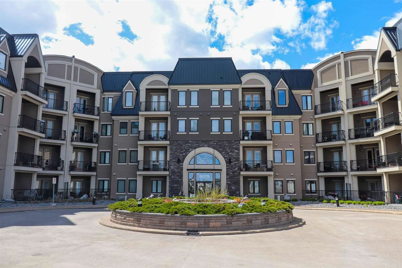 Main Photo: 244 6079 MAYNARD Way in Edmonton: Zone 14 Condo for sale : MLS®# E4156609