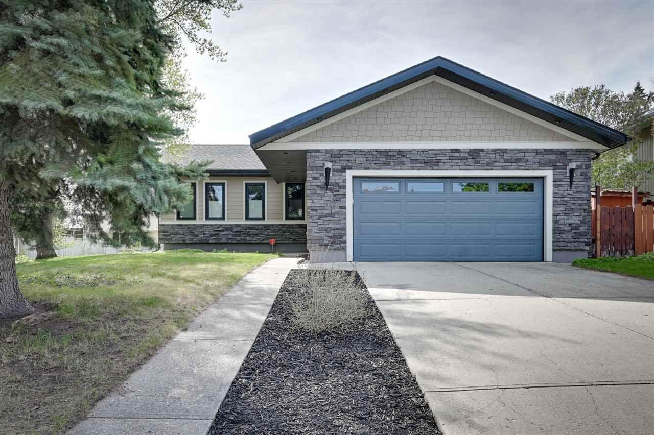 Main Photo: 8518 141 Street in Edmonton: Zone 10 House for sale : MLS®# E4157638