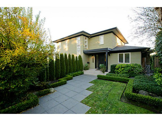 Main Photo: 4846 PUGET Drive in Vancouver: Quilchena House for sale (Vancouver West)  : MLS®# V1039089