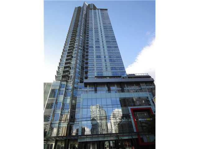 """Main Photo: 2508 833 SEYMOUR Street in Vancouver: Downtown VW Condo for sale in """"Capitol Residences"""" (Vancouver West)  : MLS®# V1065767"""
