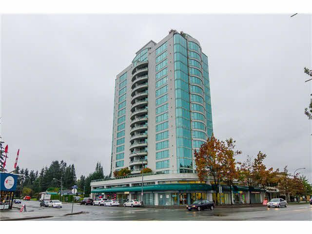 "Main Photo: 1801 32330 SOUTH FRASER Way in Abbotsford: Abbotsford West Condo for sale in ""Town Center Tower"" : MLS®# F1426078"