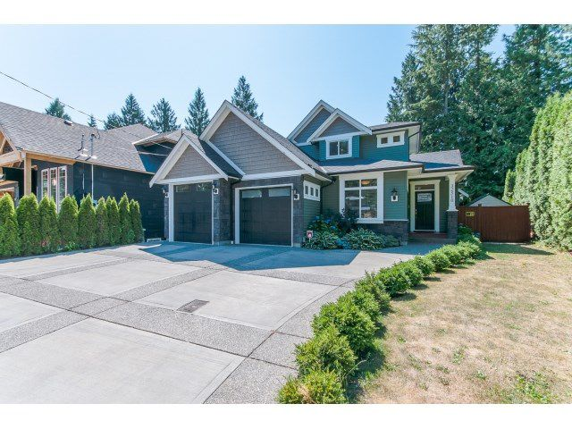 Main Photo: 32510 PTARMIGAN Drive in Mission: Mission BC House for sale : MLS®# F1446228