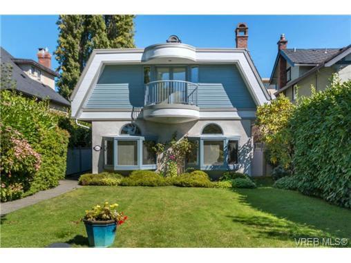 Main Photo: 1073 Deal Street in VICTORIA: OB South Oak Bay Single Family Detached for sale (Oak Bay)  : MLS®# 356155
