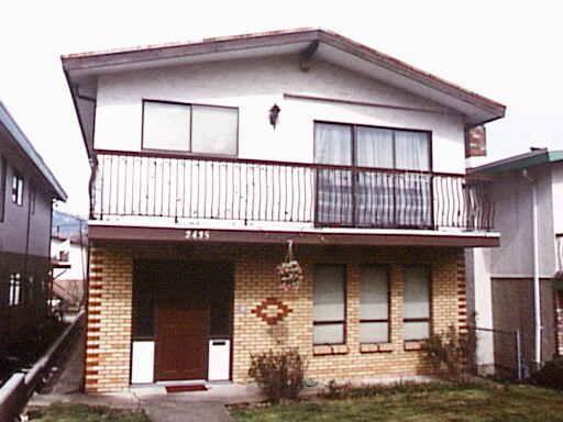 Main Photo: 2435 PARKER STREET in : Renfrew VE House for sale : MLS®# V067148