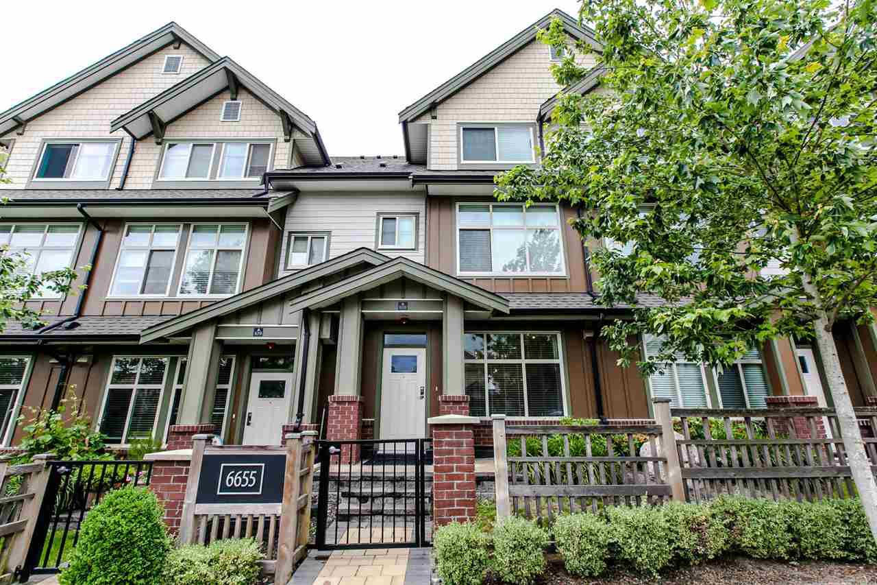 "Main Photo: 108 6655 192 Street in Surrey: Clayton Townhouse for sale in ""One92"" (Cloverdale)  : MLS®# R2072736"