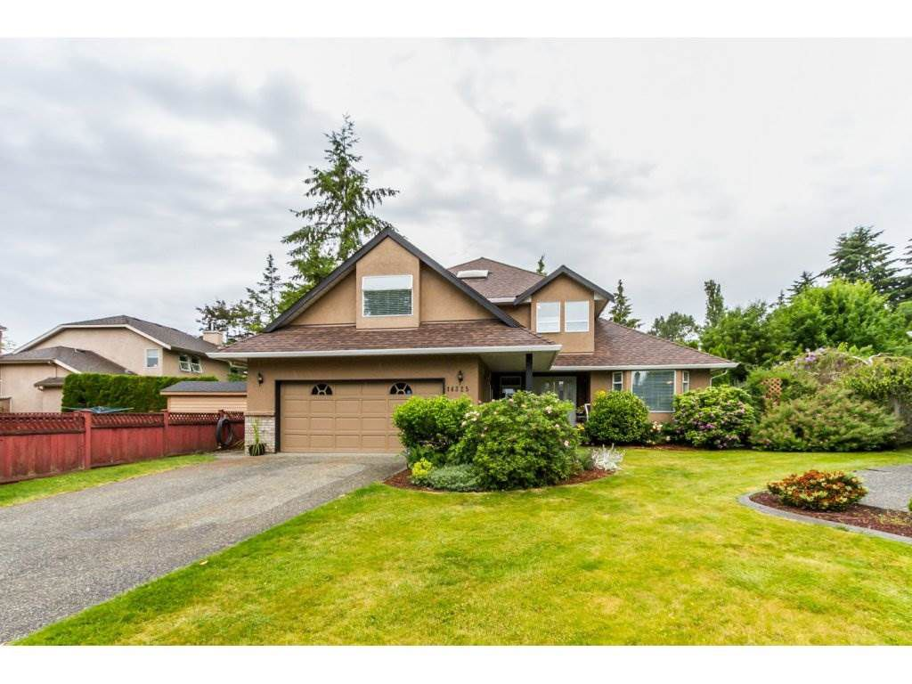 Main Photo: 14325 85A Avenue in Surrey: Bear Creek Green Timbers House for sale : MLS®# R2077182