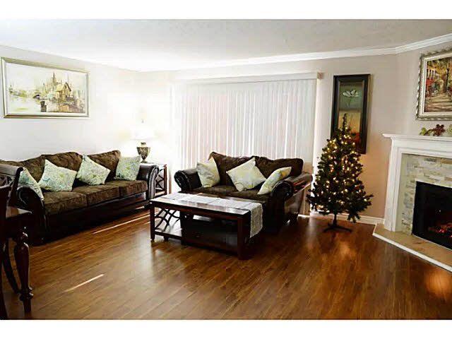 Main Photo: 20 6111 TIFFANY BOULEVARD in : Riverdale RI Townhouse for sale : MLS®# V1126616