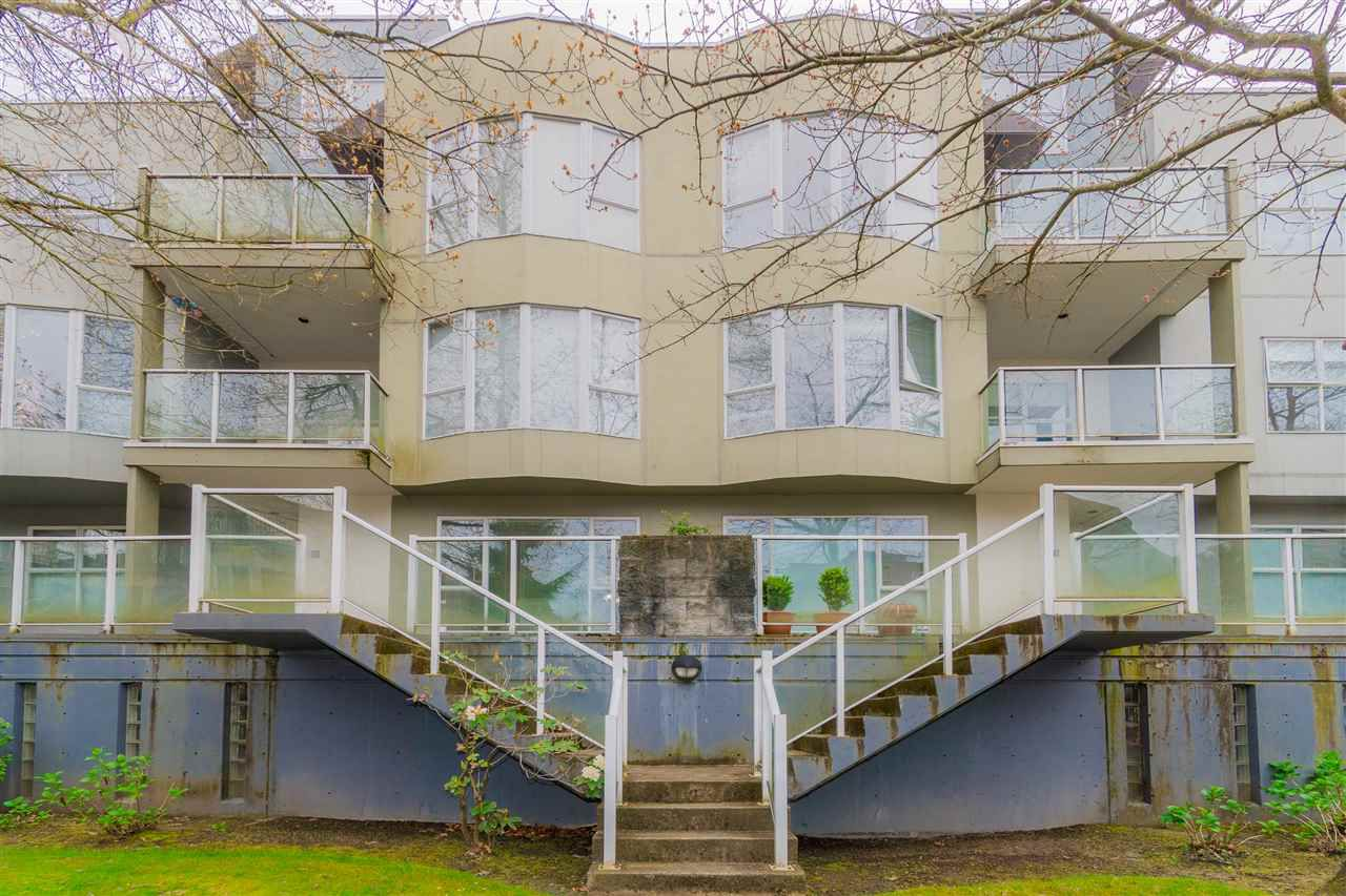"""Main Photo: D121 8620 JONES Road in Richmond: Brighouse South Condo for sale in """"Sunnyvale"""" : MLS®# R2159142"""