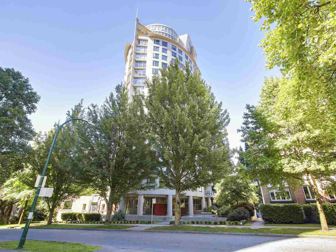 """Main Photo: 907 1277 NELSON Street in Vancouver: West End VW Condo for sale in """"The Jetson"""" (Vancouver West)  : MLS®# R2181680"""