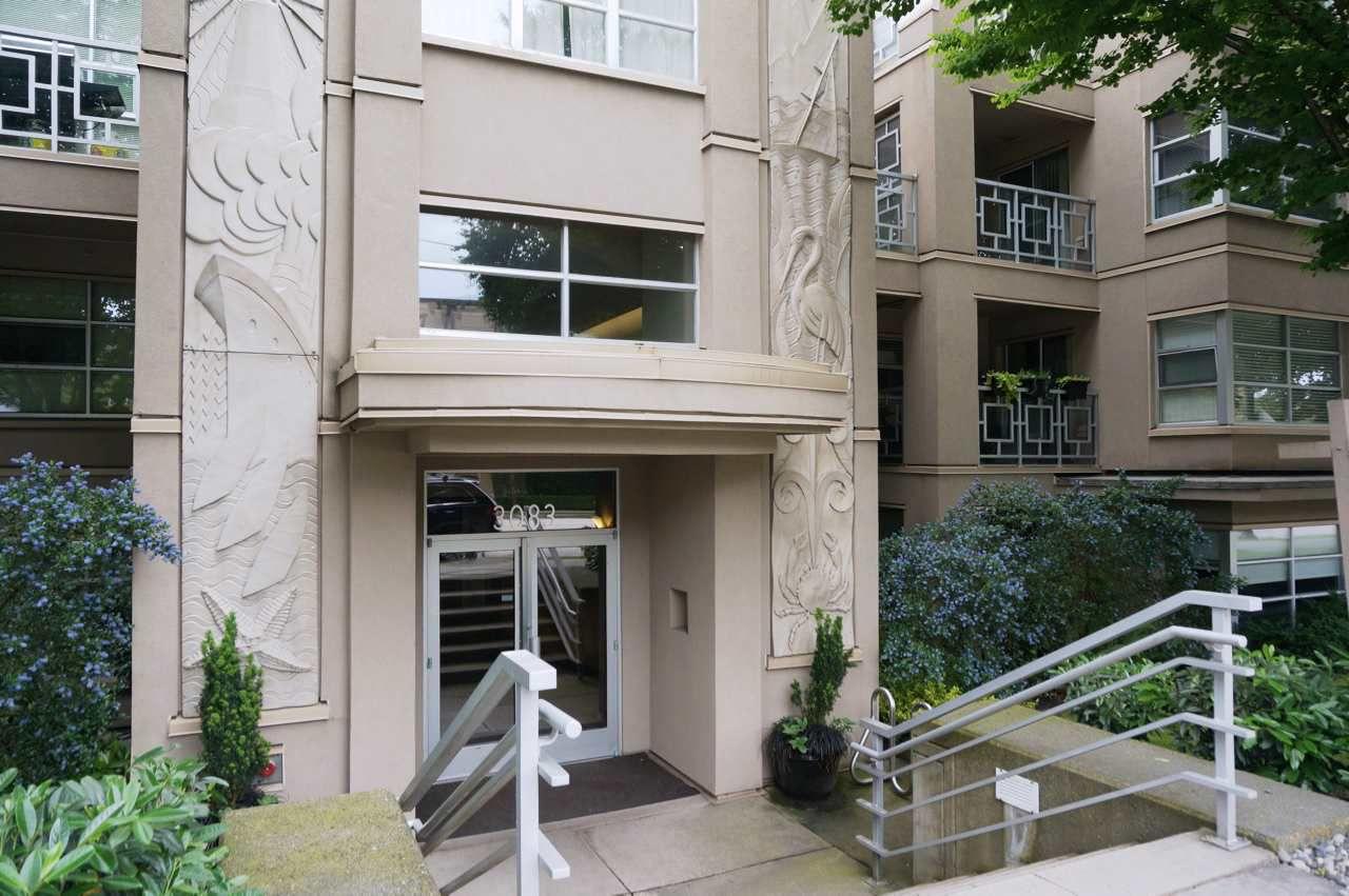 Main Photo: 202 3083 W 4TH AVENUE in Vancouver: Kitsilano Condo for sale (Vancouver West)  : MLS®# R2179247