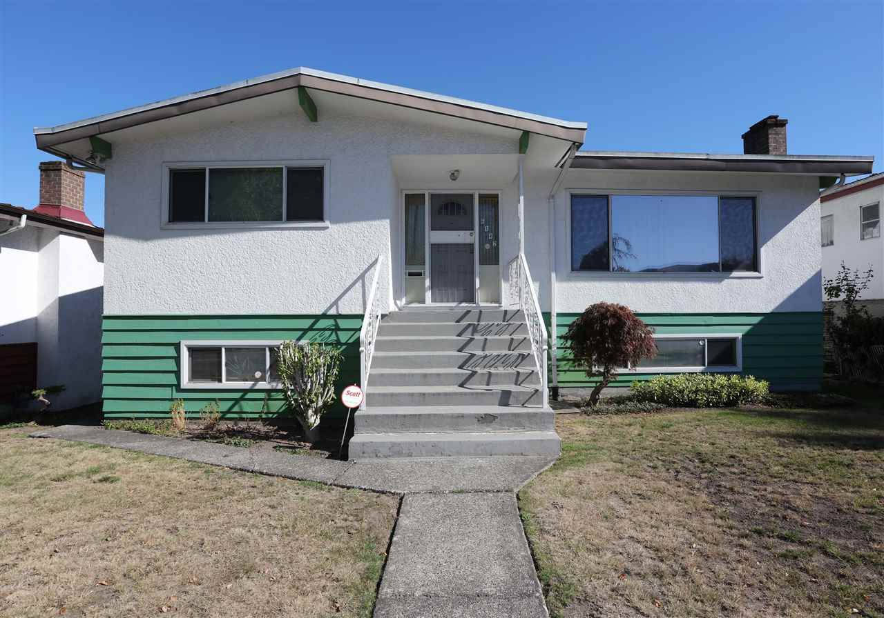 Main Photo: 6142 KNIGHT Street in Vancouver: Knight House for sale (Vancouver East)  : MLS®# R2210456