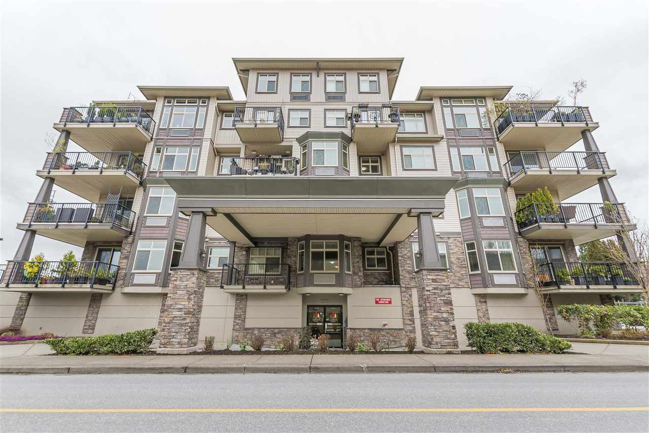 Main Photo: 205 9060 BIRCH STREET in Chilliwack: Chilliwack W Young-Well Condo for sale : MLS®# R2256681