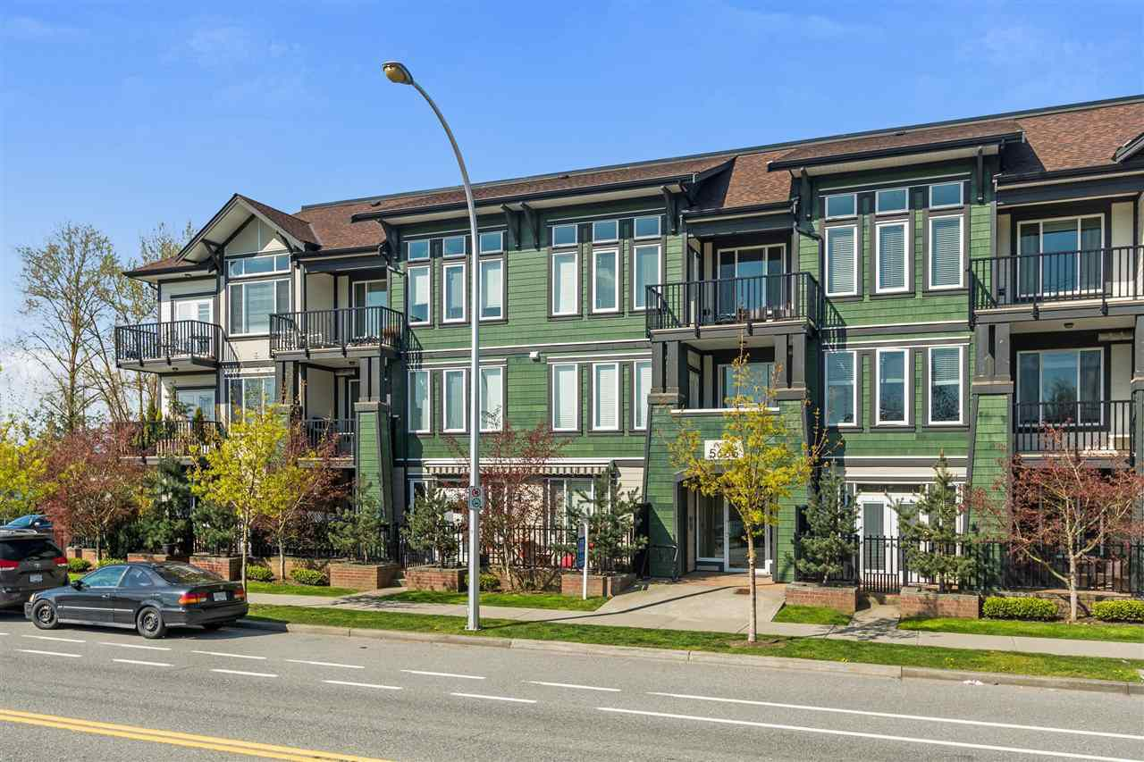"""Main Photo: 203 5665 177B Street in Surrey: Cloverdale BC Condo for sale in """"LINGO"""" (Cloverdale)  : MLS®# R2259852"""