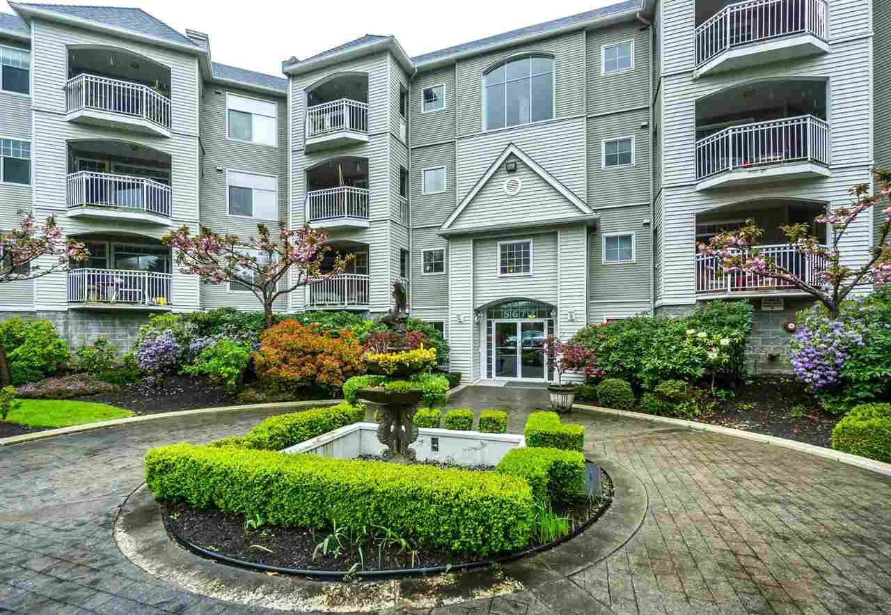 "Main Photo: 113 5677 208 Street in Langley: Langley City Condo  in ""IVY LEA"" : MLS®# R2261004"