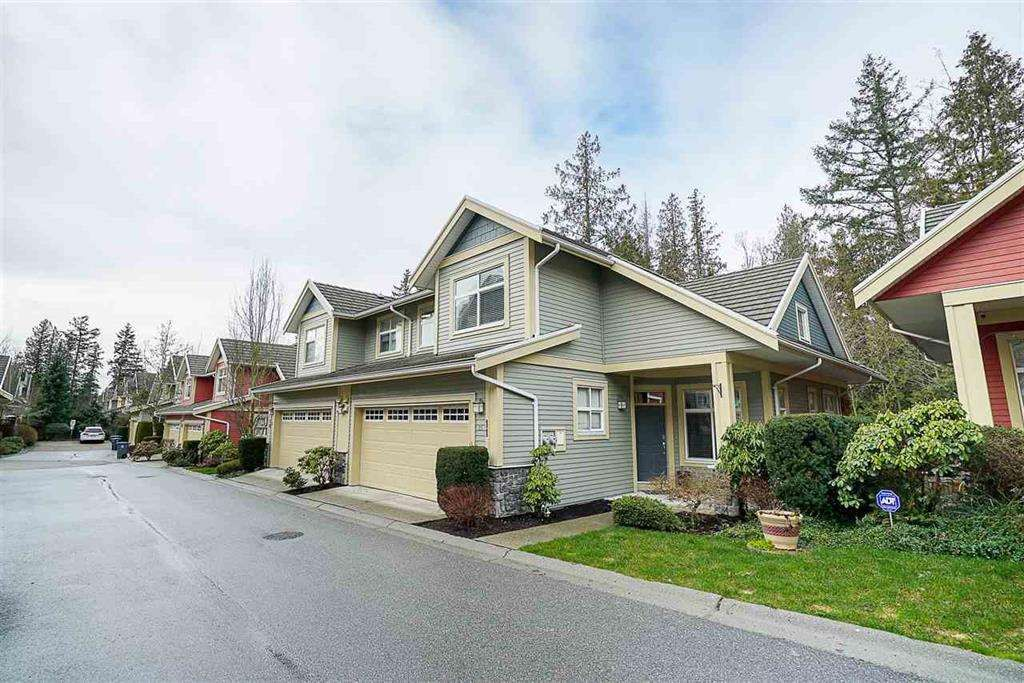 "Main Photo: 11 15255 36 Avenue in Surrey: Morgan Creek Townhouse for sale in ""Ferngrove"" (South Surrey White Rock)  : MLS®# R2279519"