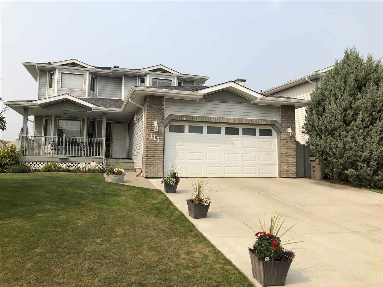 Main Photo: 113 Pipestone Drive: Millet House for sale : MLS®# E4126838