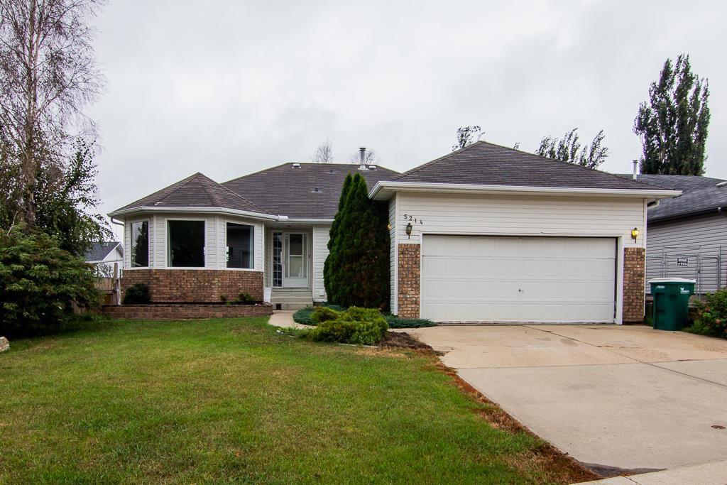 Main Photo: 5214 47 Avenue: Gibbons House for sale : MLS®# E4127094