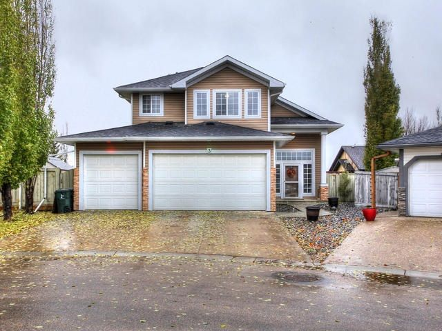 Main Photo: 3 WILLOW PARK Road: Stony Plain House for sale : MLS®# E4132925