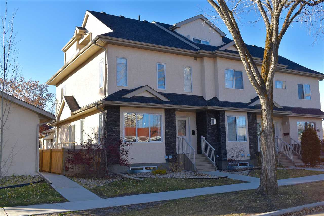Main Photo: 10136 143 Street in Edmonton: Zone 21 Townhouse for sale : MLS®# E4133668