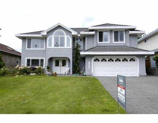 """Main Photo: 1428 HOCKADAY ST in Coquitlam: Hockaday House for sale in """"HOCKADAY"""" : MLS®# V542867"""