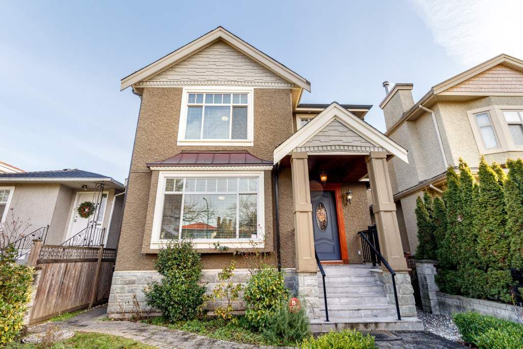 Main Photo: 8236 OSLER Street in Vancouver: Marpole House for sale (Vancouver West)  : MLS®# R2335696