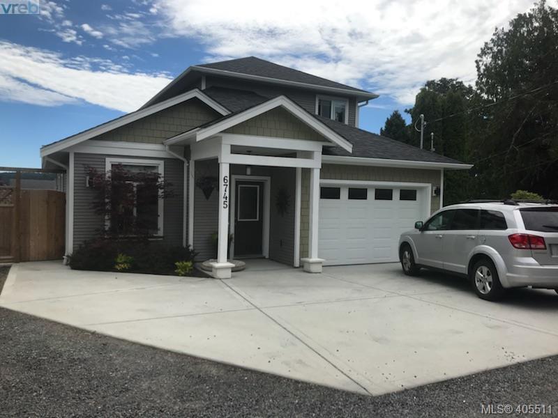 Main Photo: 6745 West Coast Road in SOOKE: Sk West Coast Rd Single Family Detached for sale (Sooke)  : MLS®# 405511