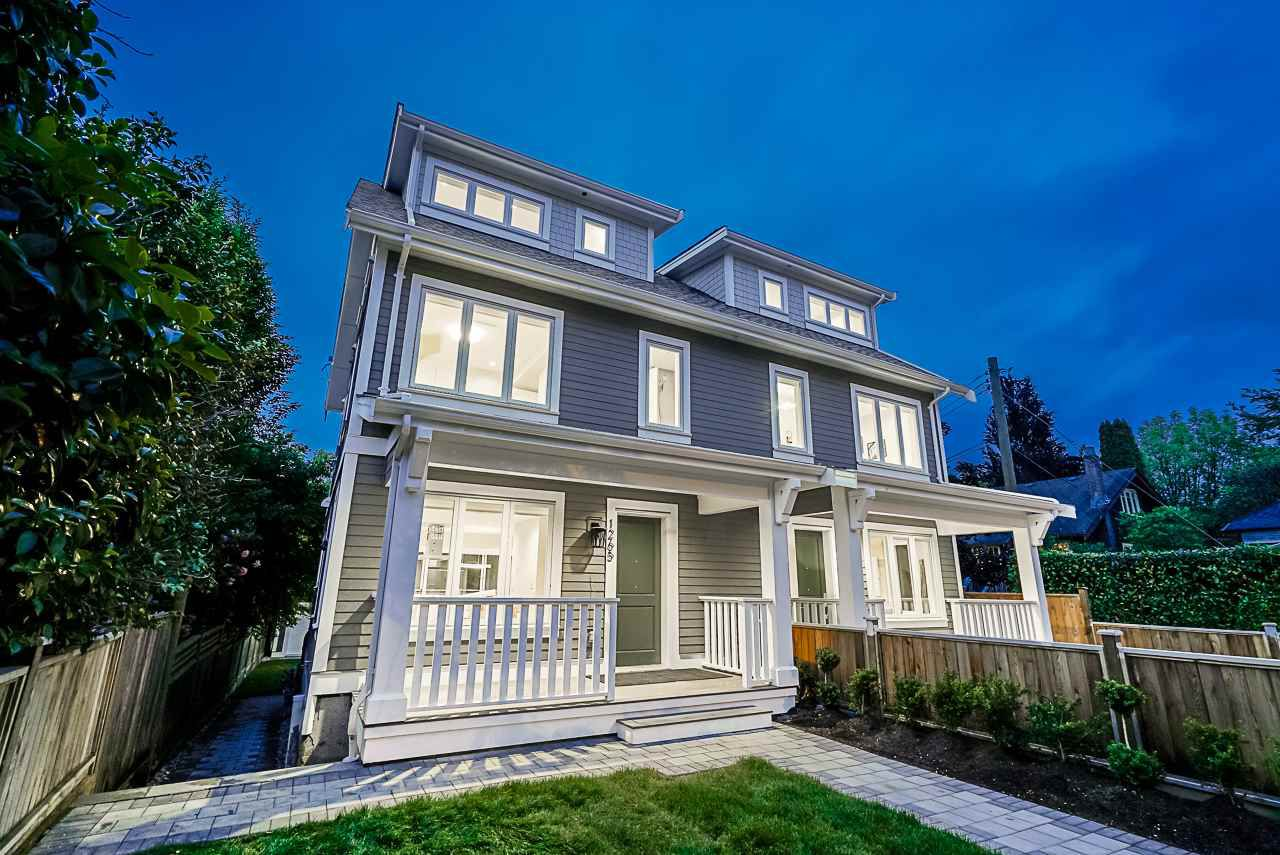 Main Photo: 1265 E 20TH Avenue in Vancouver: Knight House 1/2 Duplex for sale (Vancouver East)  : MLS®# R2387531