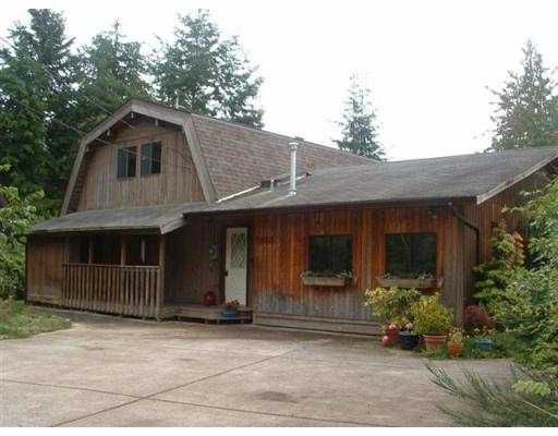 Main Photo: 1265 MARION PL in Gibsons: Gibsons & Area House for sale (Sunshine Coast)  : MLS®# V546096