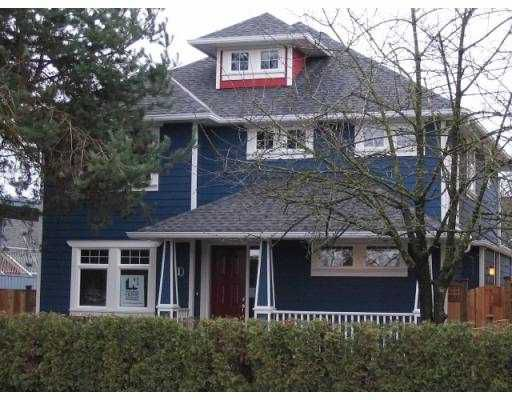 Main Photo: 5311 CRESCENT DR in Ladner: Holly House for sale : MLS®# V566319