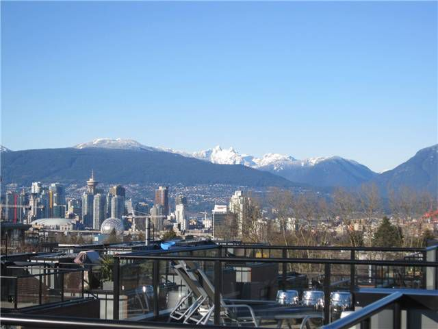 Main Photo: Mount Pleasant Townhome Vancouver City Views