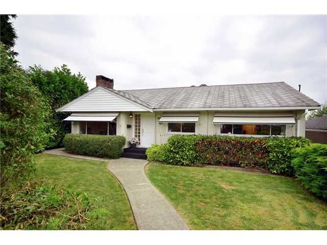 Main Photo: 905 LADNER Street in New Westminster: The Heights NW House for sale : MLS®# V909635