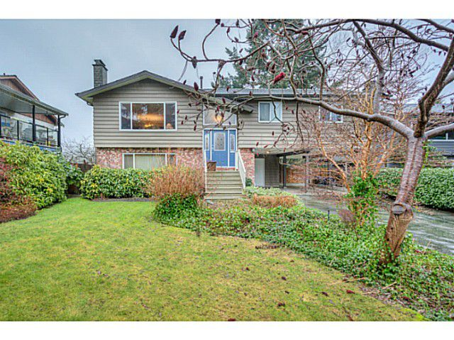 Main Photo: 1540 ST ALBERT Avenue in Port Coquitlam: Glenwood PQ House for sale : MLS®# V1048340