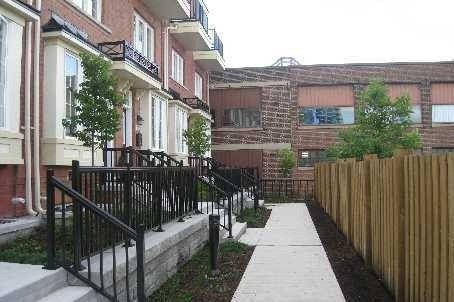 Main Photo: 42 Raffeix Lane in Toronto: Regent Park House (3-Storey) for lease (Toronto C08)  : MLS®# C3157736