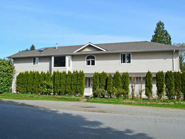 Main Photo: 1535 PATRICIA Avenue in Port Coquitlam: Glenwood PQ House for sale : MLS®# V1115287