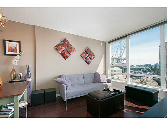 "Main Photo: 1103 928 BEATTY Street in Vancouver: Yaletown Condo for sale in ""The Max 1"" (Vancouver West)  : MLS®# V1115443"