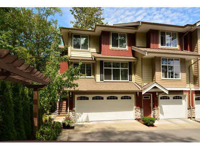 "Main Photo: 73 3009 156 Street in Surrey: Grandview Surrey Townhouse for sale in ""KALLISTO"" (South Surrey White Rock)  : MLS®# F1446840"