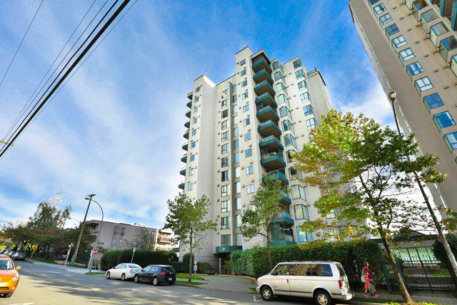"Main Photo: 502 410 CARNARVON Street in New Westminster: Downtown NW Condo for sale in ""CARNARVON PLACE"" : MLS®# R2012718"
