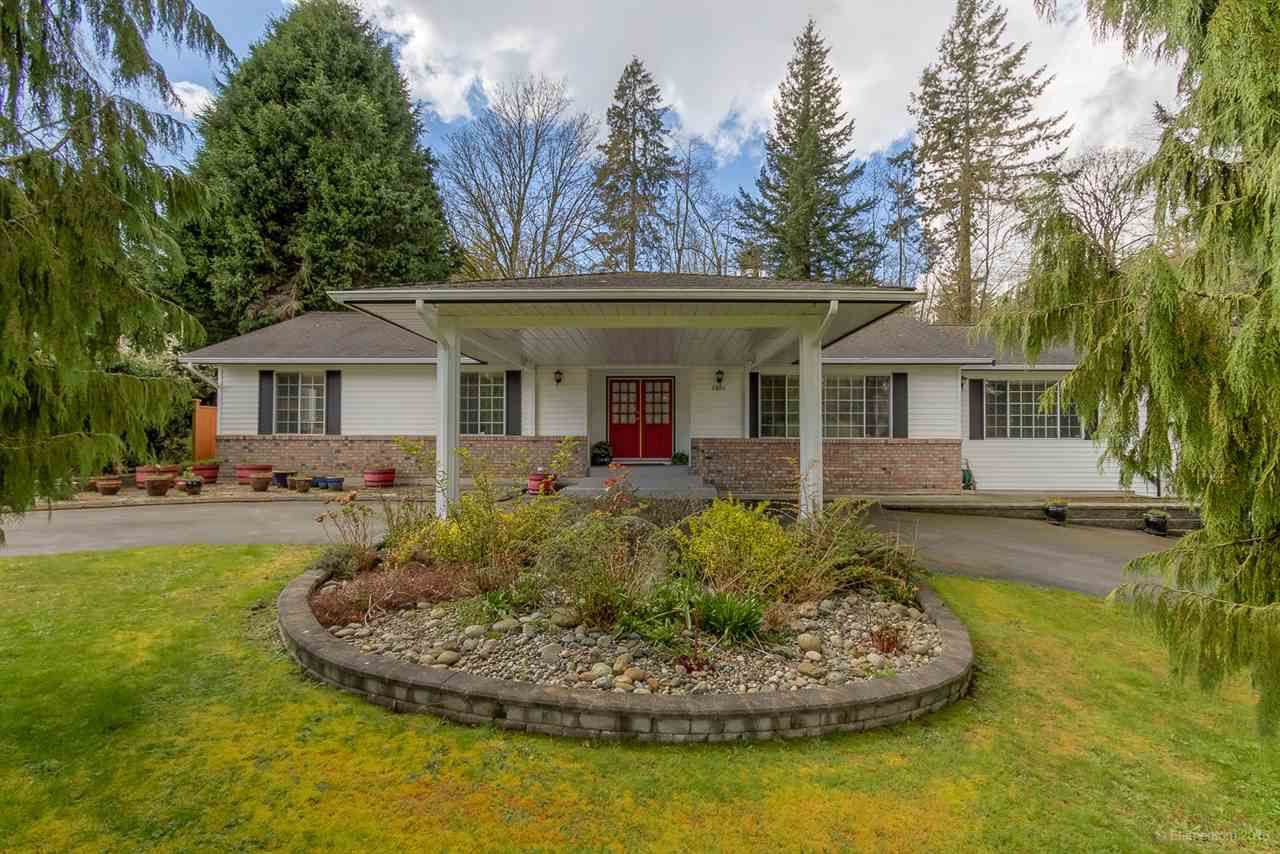 """Main Photo: 2895 COUNTRY WOODS Drive in Surrey: Grandview Surrey House for sale in """"Country Woods"""" (South Surrey White Rock)  : MLS®# R2051095"""