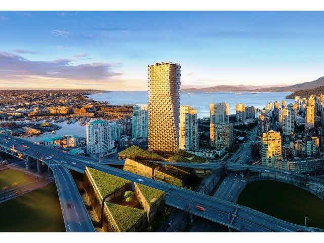 Main Photo: 802 1480 HOWE Street in Vancouver: Yaletown Condo for sale (Vancouver West)  : MLS®# R2097763
