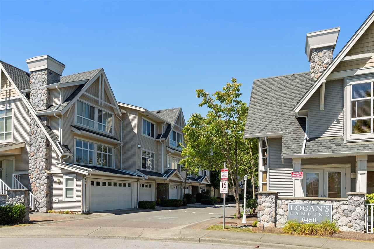"Main Photo: 11 6450 199 Street in Langley: Willoughby Heights Townhouse for sale in ""LOGAN'S LANDING - LANGLEY"" : MLS®# R2098067"