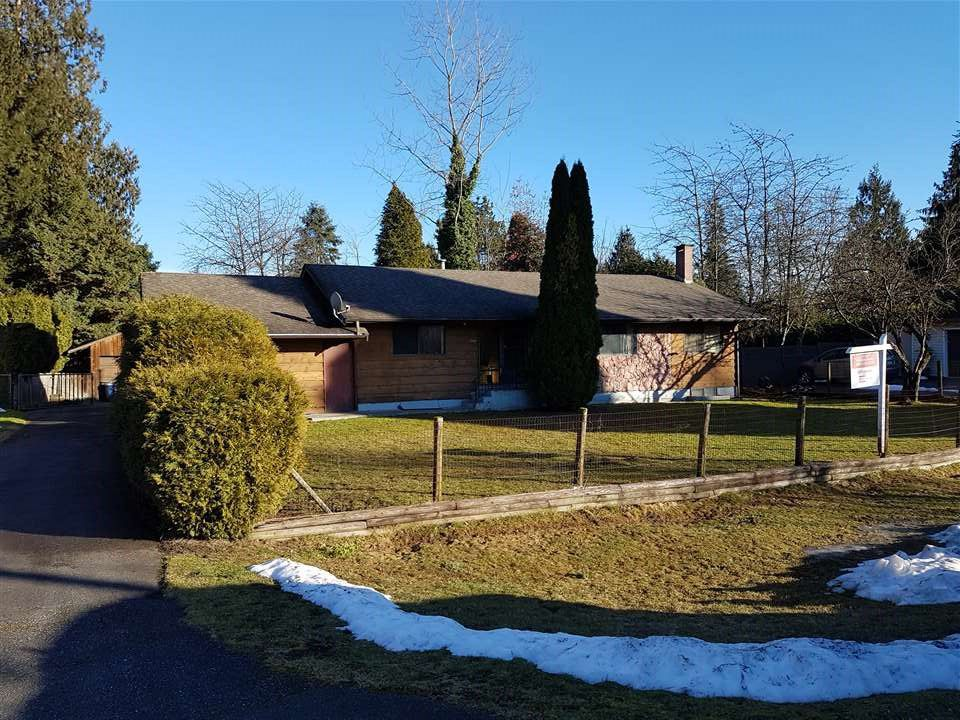 Main Photo: 8880 HADDEN Street in Langley: Fort Langley House for sale : MLS®# R2139382