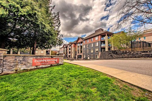 "Main Photo: 1212 248 SHERBROOKE Street in New Westminster: Sapperton Condo for sale in ""COPPERSTONE"" : MLS®# R2159023"