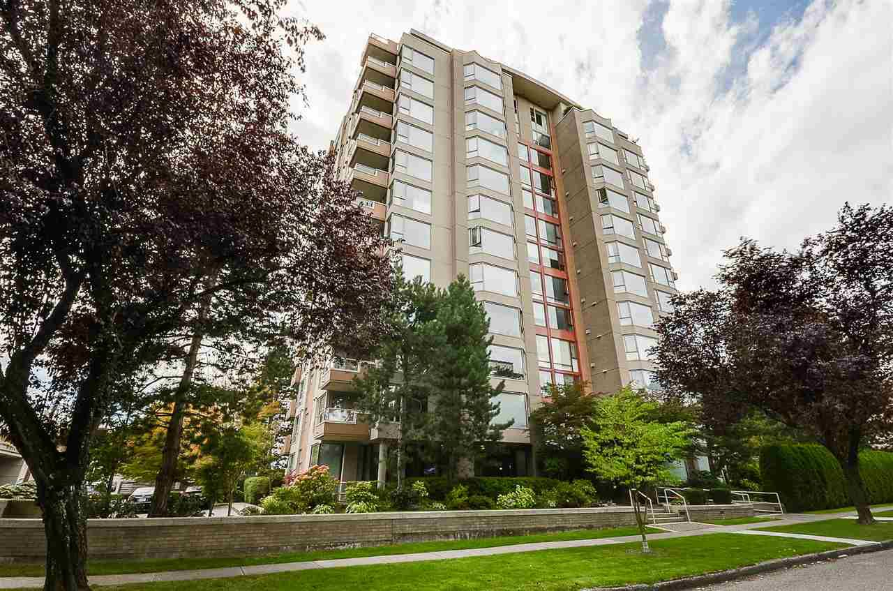 Main Photo: 803 2108 W 38TH Avenue in Vancouver: Kerrisdale Condo for sale (Vancouver West)  : MLS®# R2191554