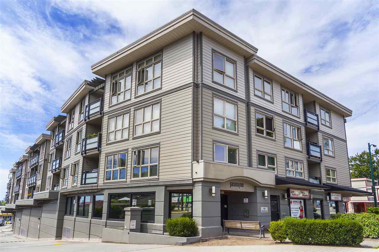 "Main Photo: 306 405 SKEENA Street in Vancouver: Renfrew VE Condo for sale in ""Jasmine"" (Vancouver East)  : MLS®# R2191896"