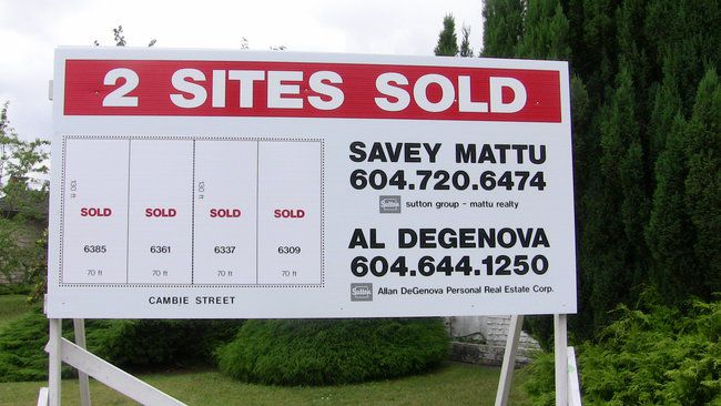 Main Photo: 6337 Cambie St in Vancouver: House 1/2 Duplex for sale